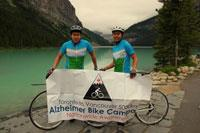 Cho brothers bike across Canada