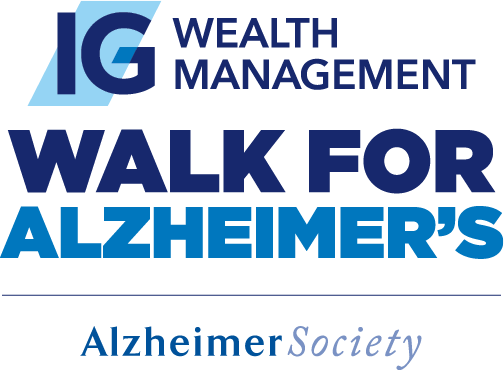 IG Wealth Management Walk for Alzheimer's